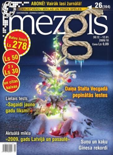 MEZGLS Nr. 26 2009