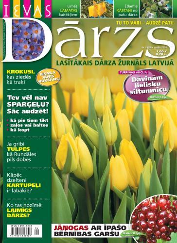 IEVAS DĀRZS Nr. 4 2014