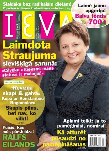 IEVA Nr. 13 2014