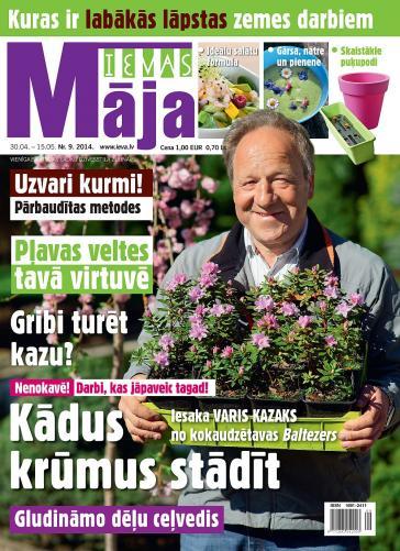 IEVAS MĀJA Nr. 9 2014
