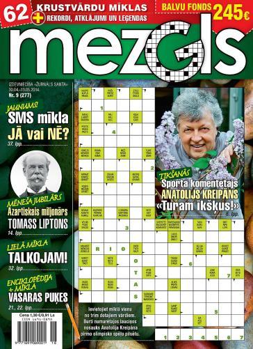 MEZGLS Nr. 9 2014