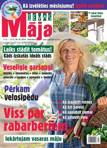 IEVAS MĀJA Nr. 10 2014