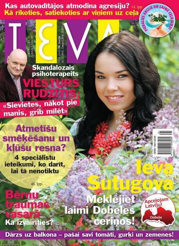 IEVA Nr. 21 2014