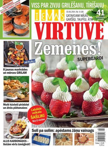 IEVAS VIRTUVE Nr. 6 2014