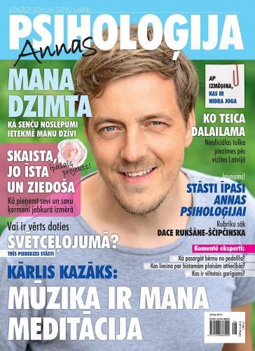 ANNAS PSIHOLOĢIJA JŪNIJS 2014 2014