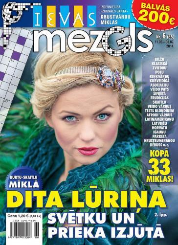 IEVAS MEZGLS Nr. 6 2014