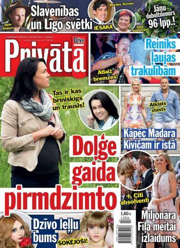 PRIVĀTĀ DZĪVE Nr. 24/25 2014