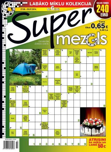 Supermezgls Nr. 6 2014