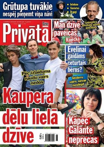 PRIVĀTĀ DZĪVE Nr. 26 2014