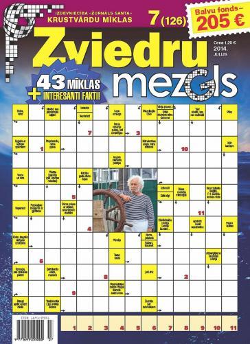 ZVIEDRU MEZGLS Nr. 7 2014