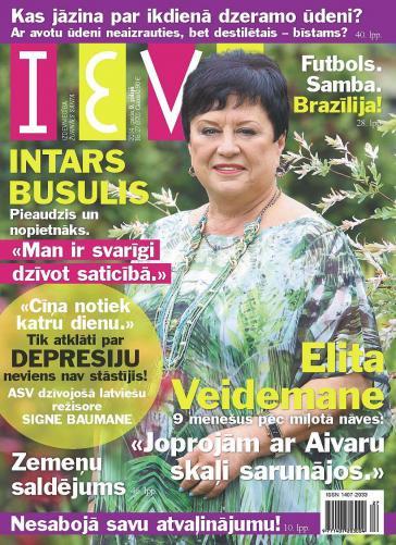 IEVA Nr. 27 2014
