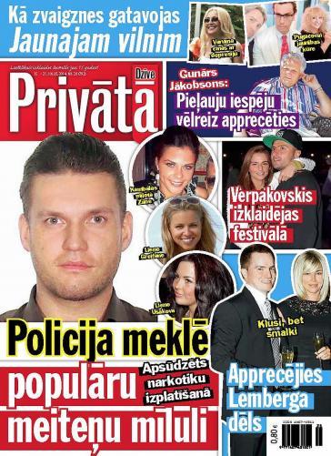 PRIVĀTĀ DZĪVE Nr. 28 2014