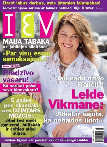 IEVA Nr. 29 2014