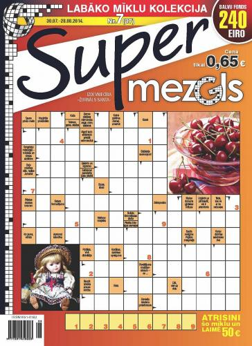 Supermezgls Nr. 7 2014