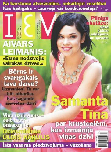 IEVA Nr. 31 2014