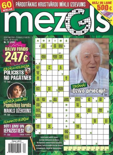 MEZGLS Nr. 17 2014