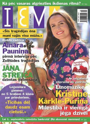 IEVA Nr. 34 2014