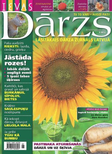 IEVAS DĀRZS Nr. 9 2014