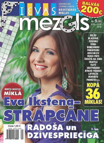 IEVAS MEZGLS Nr. 9 2014