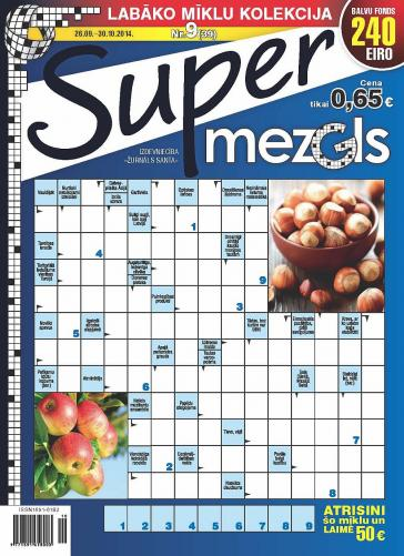 Supermezgls Nr. 9 2014