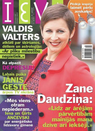 IEVA Nr. 38 2014