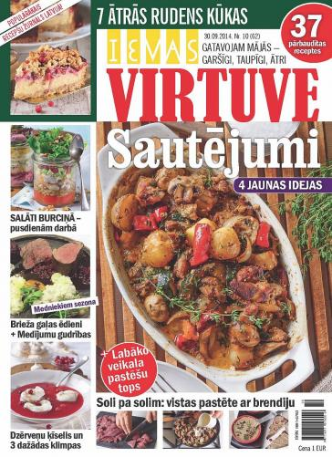 IEVAS VIRTUVE Nr. 10 2014