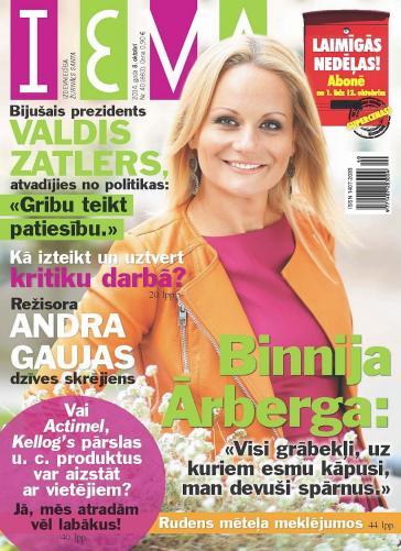 IEVA Nr. 40 2014