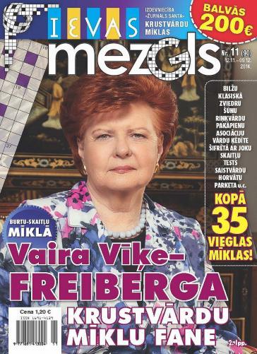 IEVAS MEZGLS Nr. 11 2014
