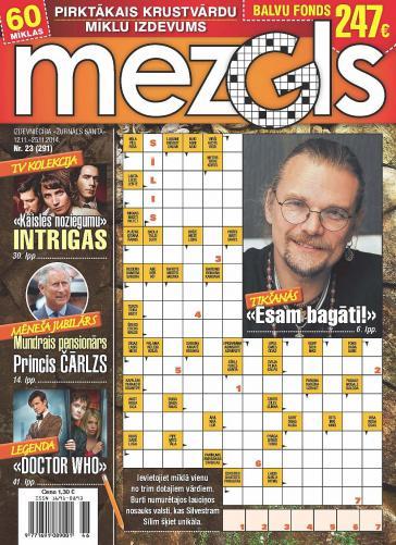 MEZGLS Nr. 23 2014