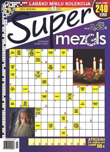 Supermezgls Nr. 11 2014