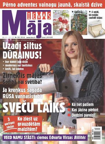 IEVAS MĀJA Nr. 24 2014