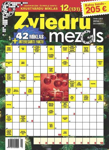 ZVIEDRU MEZGLS Nr. 12 2014