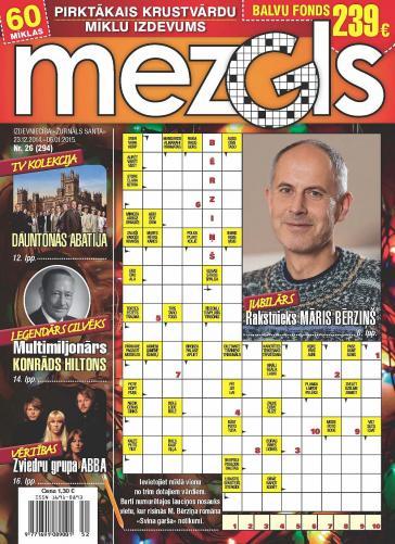 MEZGLS Nr. 26 2014