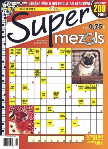 Supermezgls Nr. 2 2015