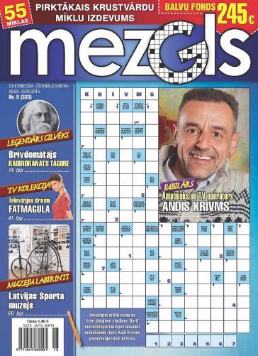 MEZGLS Nr. 9 2015
