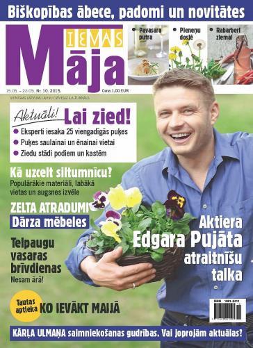 IEVAS MĀJA Nr. 10 2015