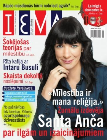 IEVA Nr. 5 2009