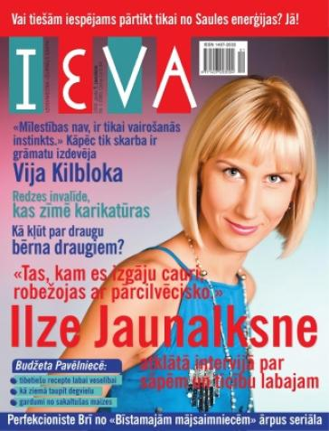 IEVA Nr. 1 2009