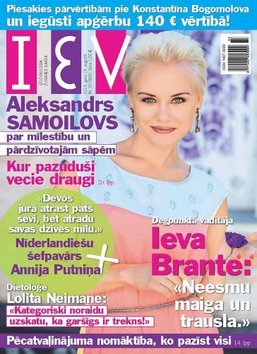 IEVA Nr. 33 2015