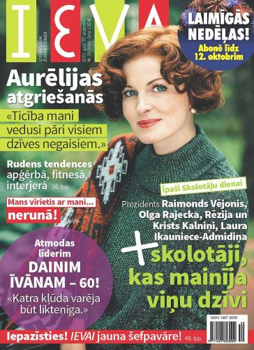 IEVA Nr. 39 2015