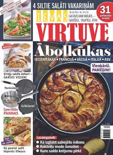 IEVAS VIRTUVE Nr. 10 2015
