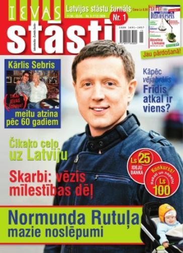 IEVAS STĀSTI Nr. 8 2009