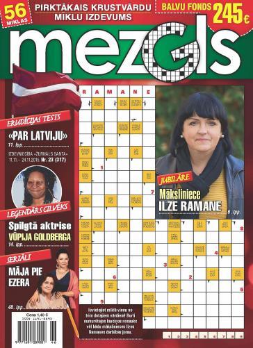 MEZGLS Nr. 23 2015