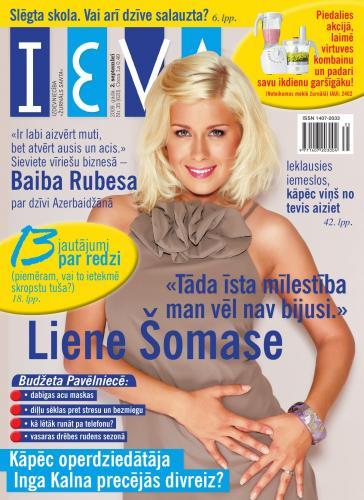 IEVA Nr. 35 2009