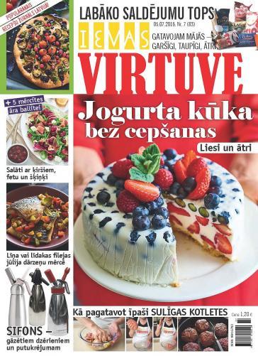 IEVAS VIRTUVE Nr. 7 2016