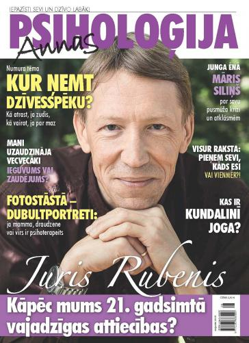 ANNAS PSIHOLOĢIJA Nr. 4 2016