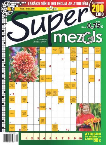 Supermezgls Nr. 9 2016