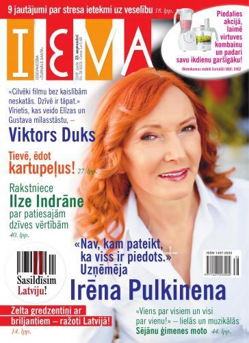 IEVA Nr. 38 2009