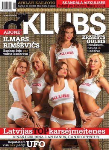 KLUBS Nr. 1 2010