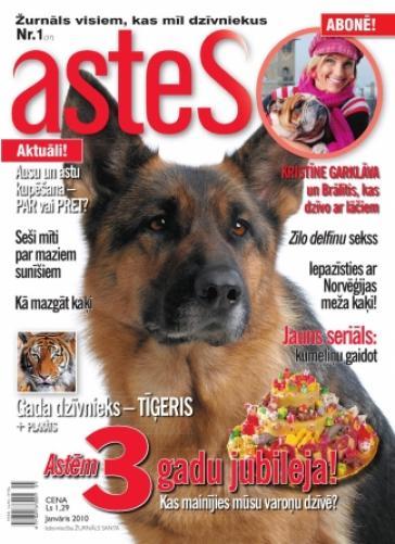 ASTES Nr. 1 2010